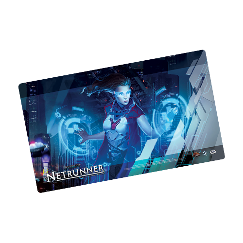 Коврик FFG Android: Netrunner Playmat: The Masque
