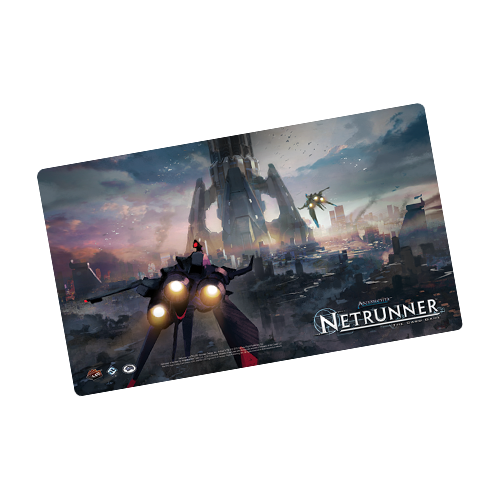 Коврик FFG Android: Netrunner Playmat: The Root