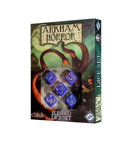 Набор кубиков Arkham Horror Blessed Dice Set