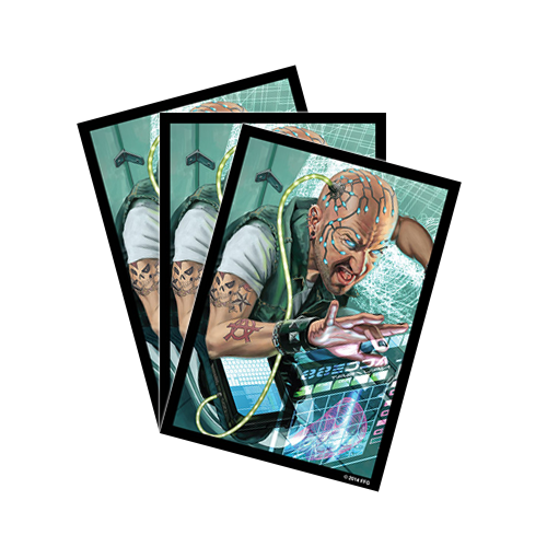 Протекторы FFG Android: Netrunner Art Sleeves: Inside Job