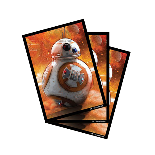 Протекторы FFG Star Wars Art Sleeves: BB-8 (Limited Edition)