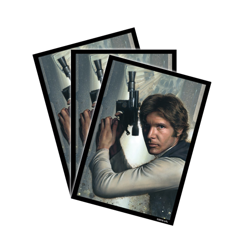 Протекторы FFG Star Wars Art Sleeves: Han Solo