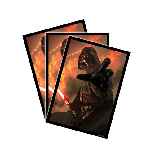 Протекторы FFG Star Wars Art Sleeves: Power of the Dark Side