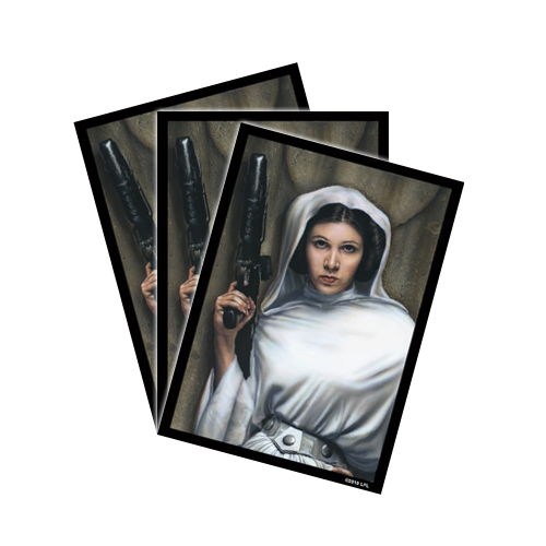 Протекторы FFG Star Wars Art Sleeves: Princess Leia