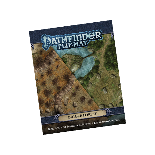 Коврик Pathfinder RPG: Flip-Mat - Bigger Forest