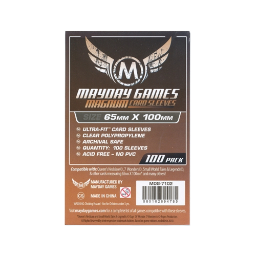 Протекторы Magnum Ultra-Fit 7 Wonders Card Sleeves
