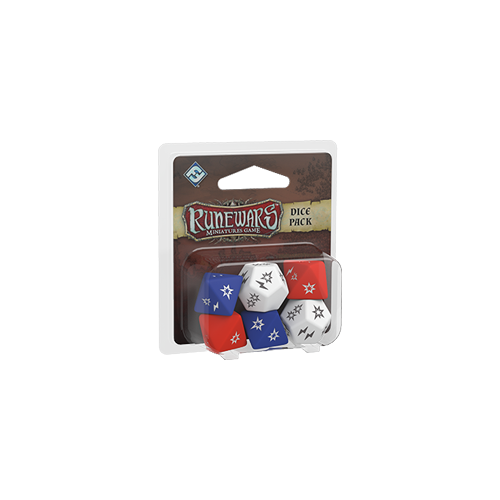 Набор кубиков Runewars Miniatures Game: Dice Pack