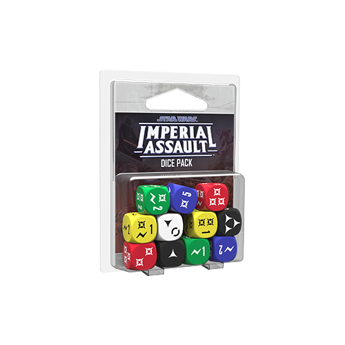 Набор кубиков Star Wars: Imperial Assault - Dice Pack