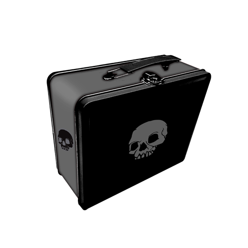 Коробка для хранения Legion - Iconic: Skull Tin