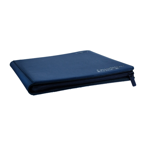 Альбом для карт Ultimate Guard QuadRow Zipfolio™ Dark Blue
