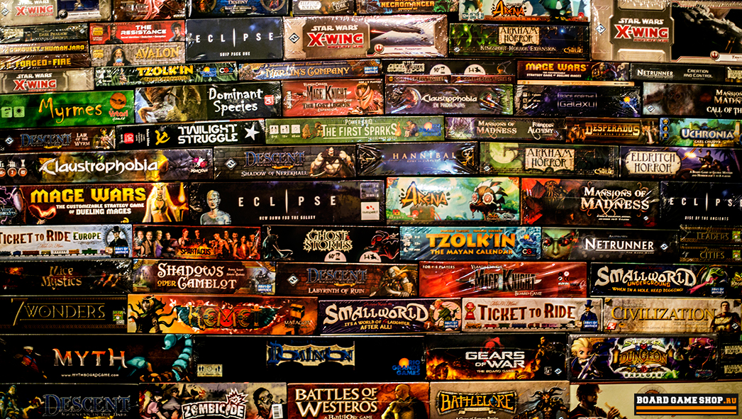 Новый сайт boardgameshop.ru