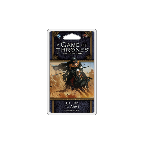 Дополнение к настольной игре A Game of Thrones: The Card Game (Second Edition) – Called to Arms