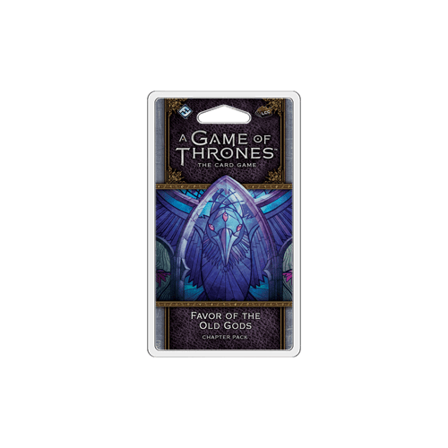 Дополнение к настольной игре A Game of Thrones: The Card Game (Second Edition) – Favor of the Old Gods