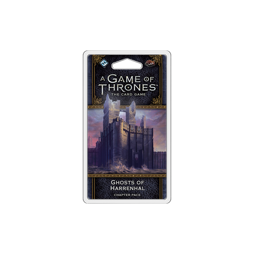 Дополнение к настольной игре A Game of Thrones: The Card Game (Second Edition) – Ghosts of Harrenhal