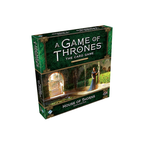 Дополнение к настольной игре A Game of Thrones: The Card Game (Second Edition) – House of Thorns
