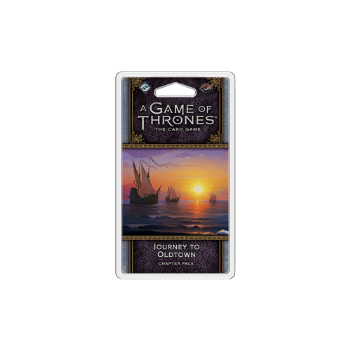 Дополнение к настольной игре A Game of Thrones: The Card Game (Second Edition) – Journey to Oldtown
