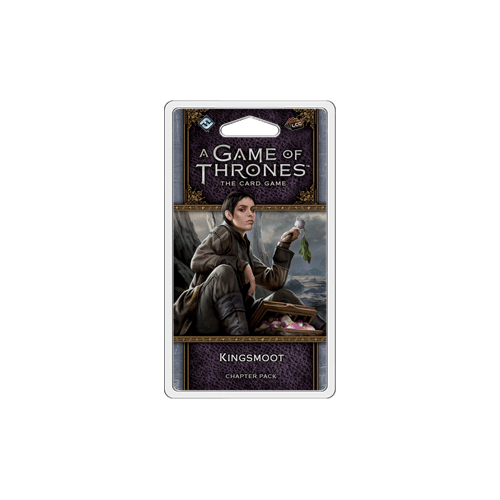 Дополнение к настольной игре A Game of Thrones: The Card Game (Second Edition) – Kingsmoot