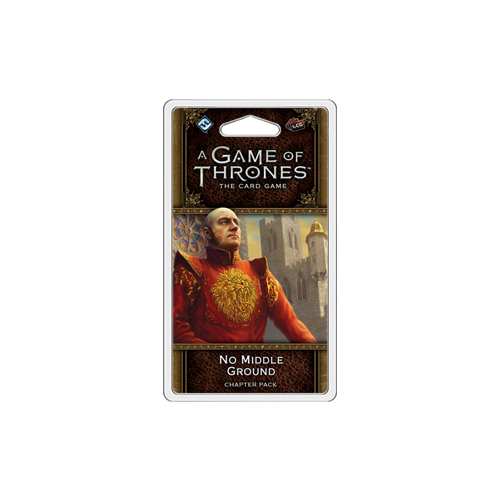 Дополнение к настольной игре A Game of Thrones: The Card Game (Second Edition) – No Middle Ground