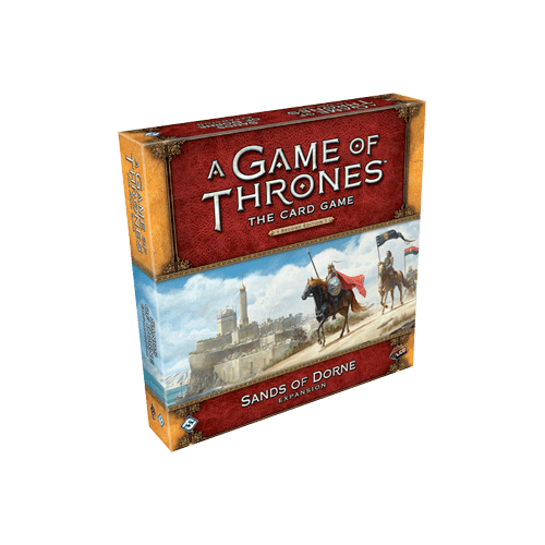 Дополнение к настольной игре A Game of Thrones: The Card Game (Second Edition) – Sands of Dorne