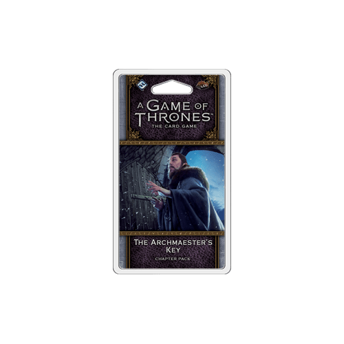 Дополнение к настольной игре A Game of Thrones: The Card Game (Second Edition) – The Archmaester's Key