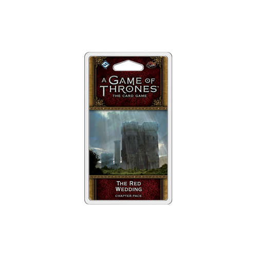 Дополнение к настольной игре A Game of Thrones: The Card Game (Second Edition) – The Red Wedding