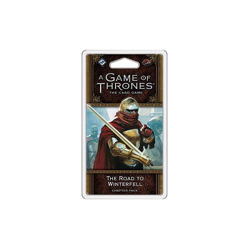 Дополнение к настольной игре A Game of Thrones: The Card Game (Second Edition) – The Road to Winterfell