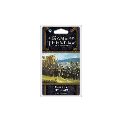 Дополнение к настольной игре A Game of Thrones: The Card Game (Second Edition) – There is My Claim