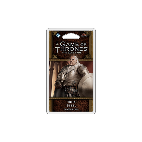 Дополнение к настольной игре A Game of Thrones: The Card Game (Second Edition) – True Steel