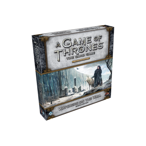 Дополнение к настольной игре A Game of Thrones: The Card Game (Second Edition) – Watchers on the Wall