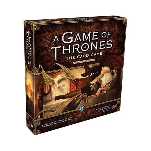 Настольная игра A Game of Thrones: The Card Game (Second Edition)