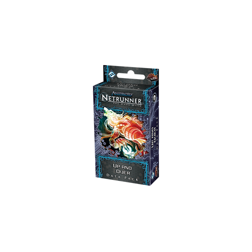 Дополнение к настольной игре Android: Netrunner – Up and Over