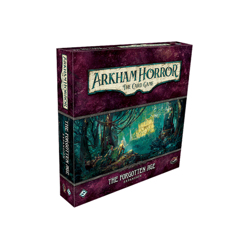 Дополнение к настольной игре Arkham Horror: The Card Game – The Forgotten Age: Expansion