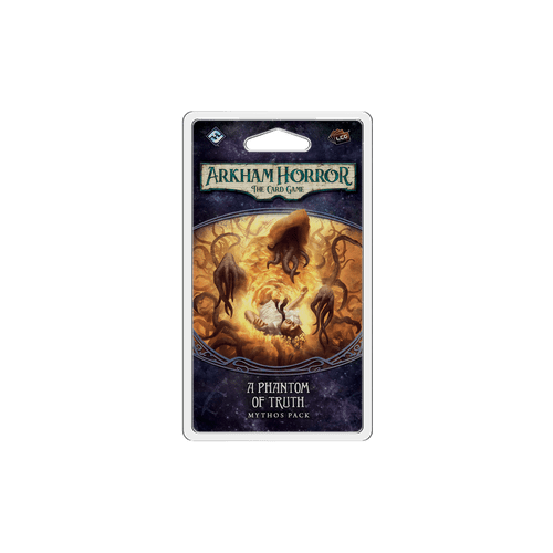 Дополнение к настольной игре Arkham Horror: The Card Game – A Phantom of Truth Mythos Pack