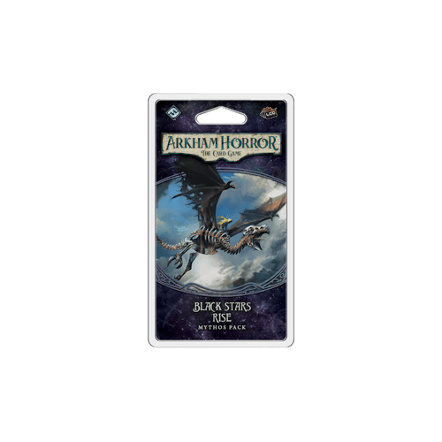 Дополнение к настольной игре Arkham Horror: The Card Game – Black Stars Rise: Mythos Pack