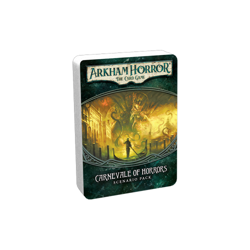 Дополнение к настольной игре Arkham Horror: The Card Game – Carnevale of Horrors: Scenario Pack