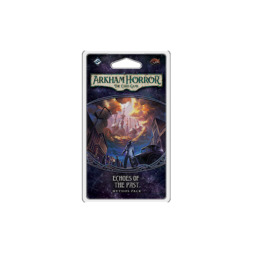 Дополнение к настольной игре Arkham Horror: The Card Game – Echoes of the Past Mythos Pack