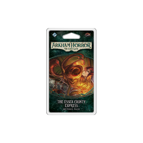 Дополнение к настольной игре Arkham Horror: The Card Game – The Essex County Express: Mythos Pack
