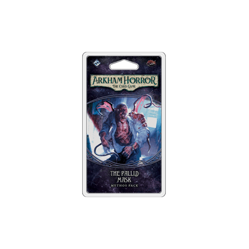 Дополнение к настольной игре Arkham Horror: The Card Game – The Pallid Mask Mythos Pack