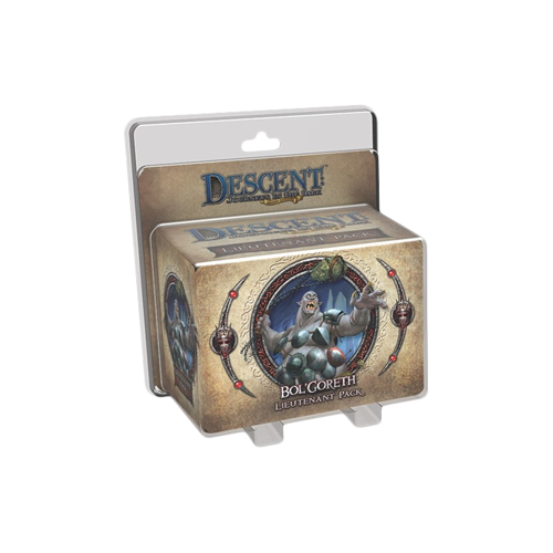 Дополнение к настольной игре Descent: Journeys in the Dark (Second Edition) – Bol'Goreth Lieutenant Pack