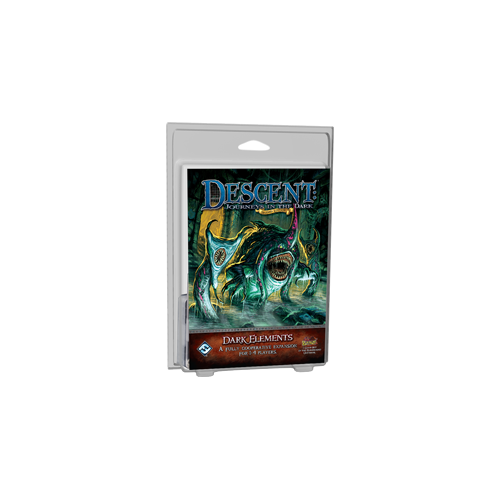 Дополнение к настольной игре Descent: Journeys in the Dark (Second Edition) – Dark Elements