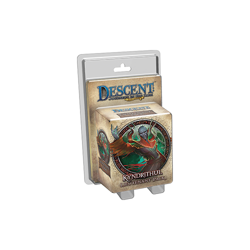Дополнение к настольной игре Descent: Journeys in the Dark (Second Edition) – Kyndrithul Lieutenant Pack