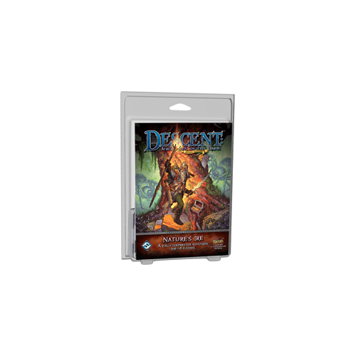 Дополнение к настольной игре Descent: Journeys in the Dark (Second Edition) – Nature's Ire
