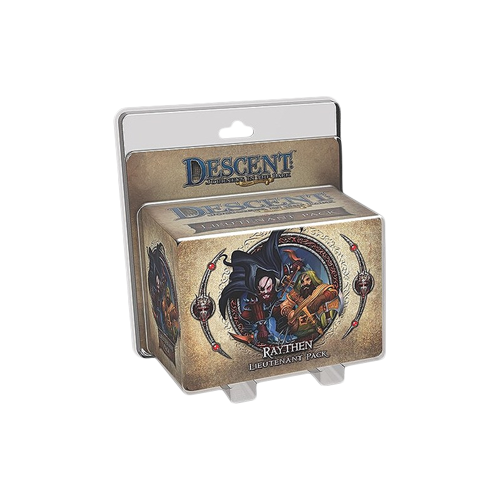 Дополнение к настольной игре Descent: Journeys in the Dark (Second Edition) – Raythen Lieutenant Pack