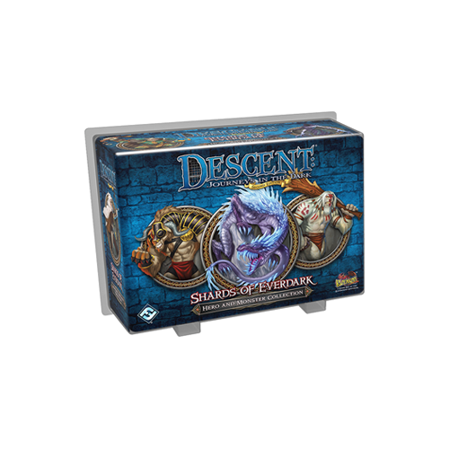 Дополнение к настольной игре Descent: Journeys in the Dark (Second Edition) – Shards of Everdark