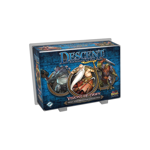 Дополнение к настольной игре Descent: Journeys in the Dark (Second Edition) – Visions of Dawn