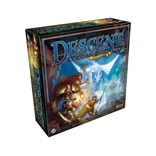 Настольная игра Descent: Journeys in the Dark (Second Edition)