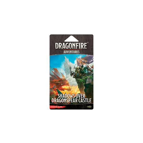 Дополнение к настольной игре Dragonfire: Adventures – Shadows Over Dragonspear Castle Expansion
