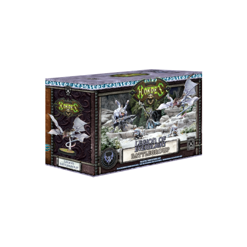 Дополнение к настольной игре Hordes MK III: Legion of Everblight Battlegroup Starter Box