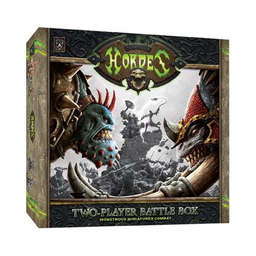Настольная игра Hordes MK III: Two-Player Battle Box