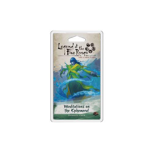 Дополнение к настольной игре Legend of the Five Rings: The Card Game – Meditations on the Ephemeral